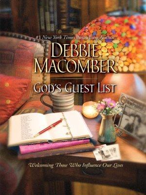 cover image of God's Guest List