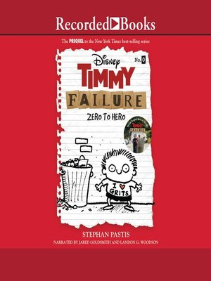 cover image of Timmy Failure
