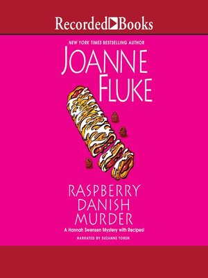 cover image of Raspberry Danish Murder