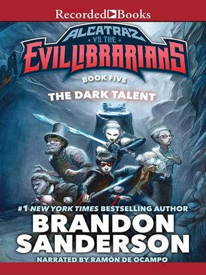 cover image of The Dark Talent