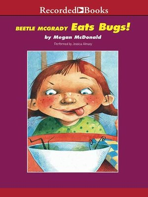 cover image of Beetle McGrady Eats Bugs!
