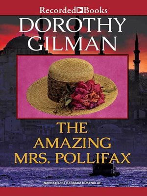 cover image of The Amazing Mrs. Pollifax