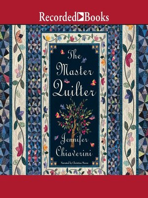 cover image of Master Quilter