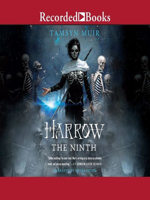 cover image of Harrow the Ninth