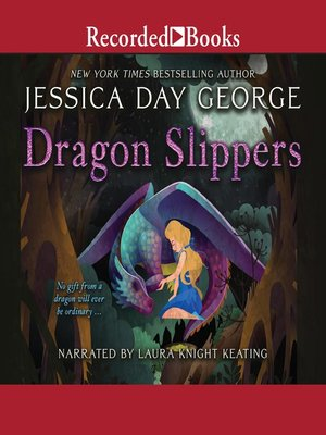 cover image of Dragon Slippers