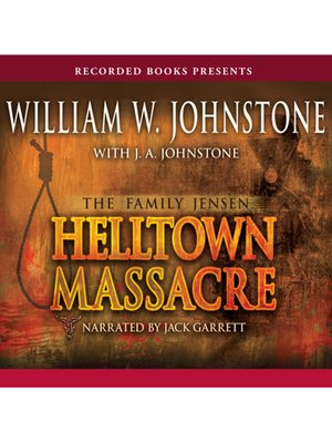 cover image of Helltown Massacre
