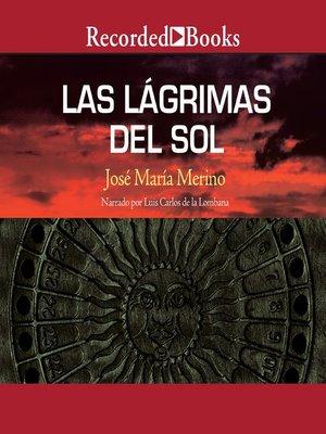 cover image of Las lagrimas del sol