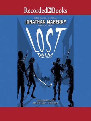 cover image of Lost Roads