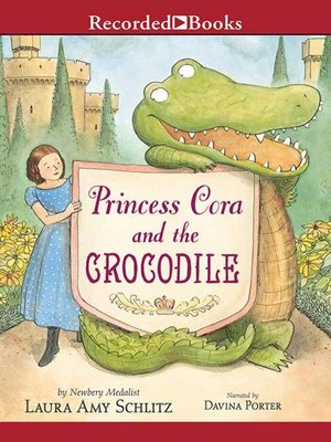 cover image of Princess Cora and the Crocodile