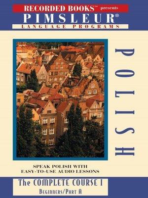 cover image of Polish IA