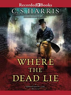 cover image of Where the Dead Lie