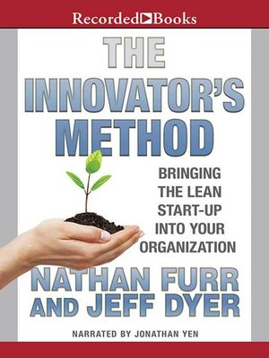 cover image of The Innovator's Method