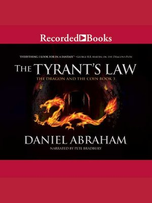 cover image of Tyrant's Law