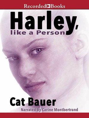 cover image of Harley, Like a Person