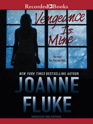 cover image of Vengeance Is Mine