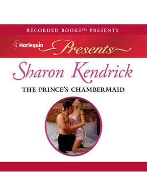 cover image of The Prince's Chambermaid