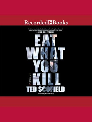 cover image of Eat What You Kill