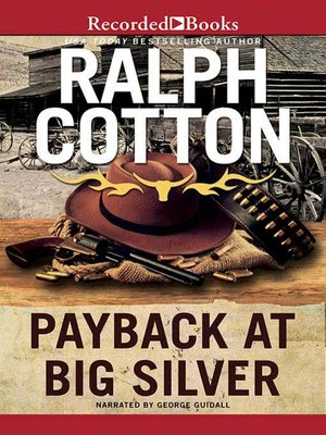 cover image of Payback at Big Silver