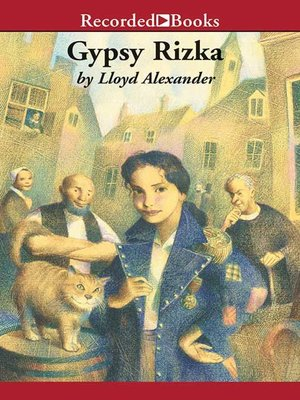 cover image of Gypsy Rizka