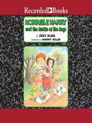 cover image of Horrible Harry and the Battle of the Bugs