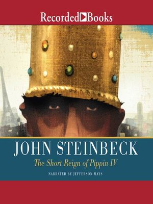 cover image of The Short Reign of Pippin IV