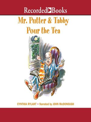cover image of Mr. Putter & Tabby Pour the Tea