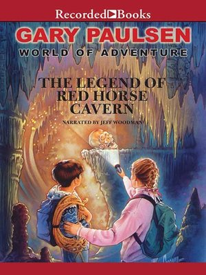 cover image of The Legend of Red Horse Cavern