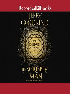 cover image of The Scribbly Man