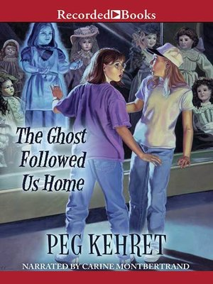 cover image of The Ghost Followed Us Home