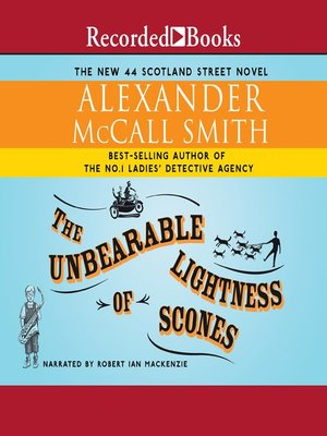 cover image of The Unbearable Lightness of Scones