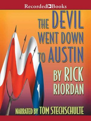 cover image of The Devil Went Down to Austin
