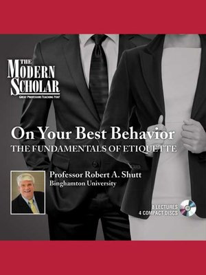 cover image of On Your Best Behavior