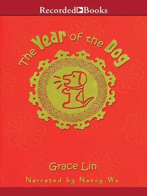cover image of The Year of the Dog