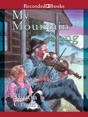 cover image of My Mountain Song