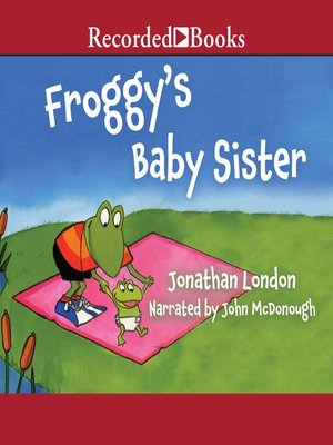 cover image of Froggy's Baby Sister
