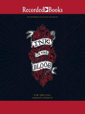 cover image of Ink in The Blood