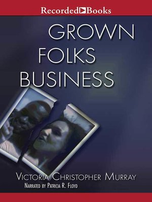 cover image of Grown Folks Business