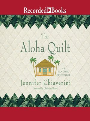 cover image of The Aloha Quilt