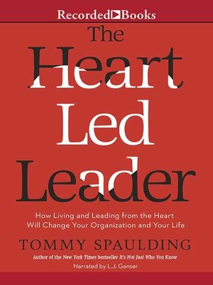 cover image of The Heart-Led Leader