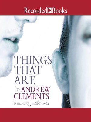 cover image of Things That Are