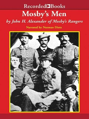 cover image of Mosby's Men