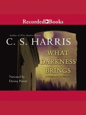 cover image of What Darkness Brings