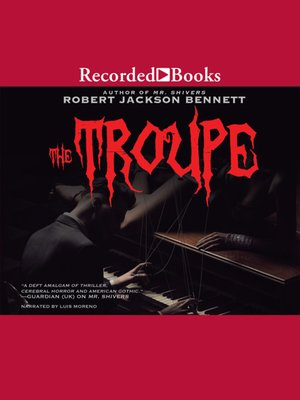 cover image of The Troupe