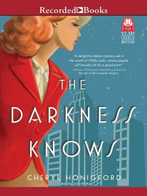 cover image of The Darkness Knows