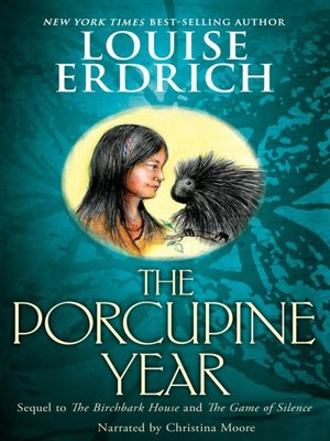 cover image of The Porcupine Year