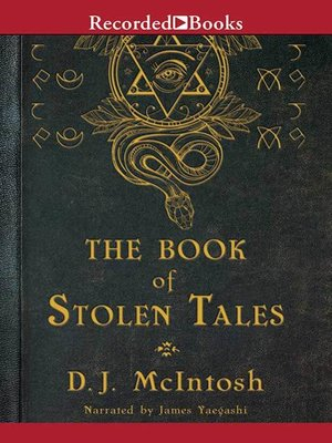 cover image of The Book of Stolen Tales