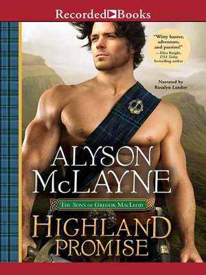 cover image of Highland Promise