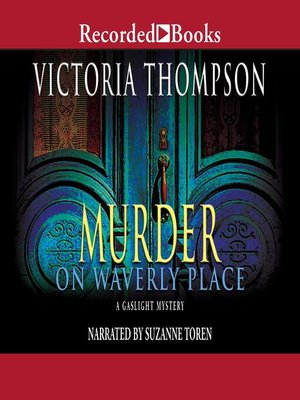 cover image of Murder on Waverly Place