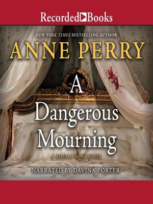 cover image of A Dangerous Mourning