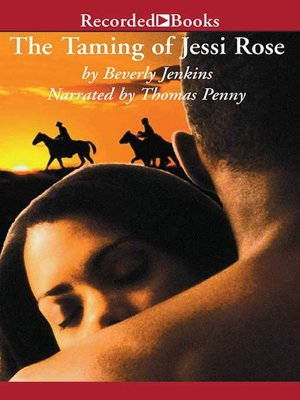 cover image of The Taming of Jessi Rose